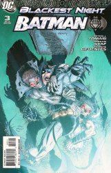 DC Comics's Blackest Night: Batman Issue # 3