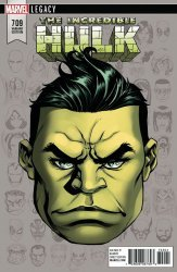 Marvel Comics's The Incredible Hulk Issue # 709d