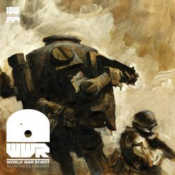 IDW Publishing's World War Robot Soft Cover # 1