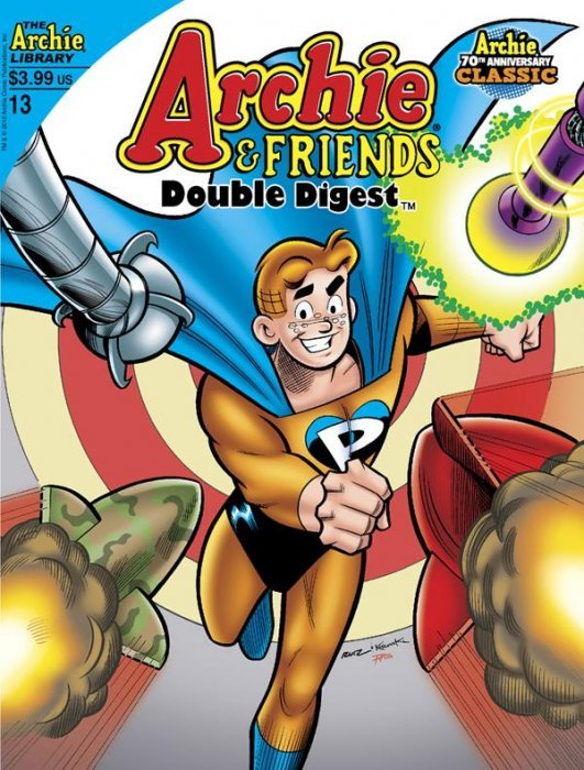 Archie Comics Groups Friends Double Digest Issue 13