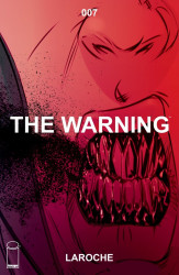 Image Comics's The Warning Issue # 7