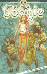Ahoy Comics's Bronze Age Boogie Issue # 5