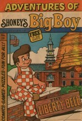 Timely Comics's Adventures of Big Boy Issue # 29