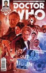 Titan Comics's Doctor Who: 12th Doctor - Year Three Issue # 10b