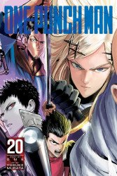 Shonen Jump Manga's One-Punch Man Soft Cover # 20