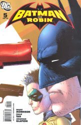 DC Comics's Batman and Robin Issue # 5