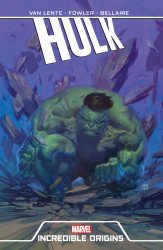 Marvel Comics's Hulk: Incredible Origins  TPB # 1
