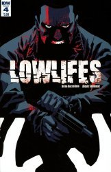 IDW Publishing's Lowlifes Issue # 4