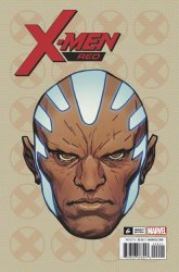 Marvel Comics's X-Men: Red Issue # 6b