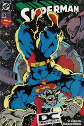 DC Comics's Superman Issue # 89b