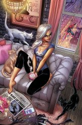 Marvel Comics's Black Cat Issue # 1jsc-g