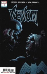 Marvel Comics's Venom Issue # 4