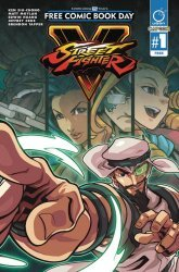 UDON Entertainment's Street Fighter V Issue # 1
