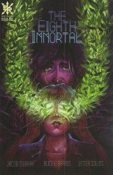 Source Point Press's The Eighth Immortal Issue # 1
