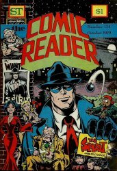 Street Enterprises's The Comic Reader Issue # 173