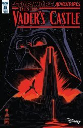 IDW Publishing's Star Wars Adventures: Tales from Vader's Castle Issue # 5