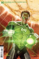 DC Comics's Green Lantern: Season Two Issue # 12b