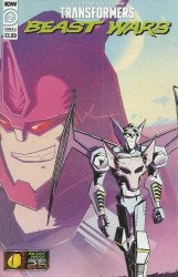 IDW Publishing's Transformers: Beast Wars Issue # 2