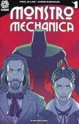 After-Shock Comics's Monstro Mechanica Issue # 1