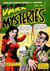 Master Publications's Dark Mysteries Issue # 6