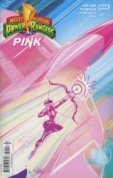BOOM! Studios's Mighty Morphin Power Rangers: Pink Issue # 1