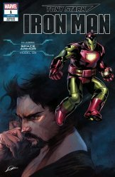 Marvel Comics's Tony Stark: Iron Man Issue # 1o
