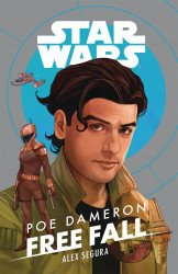 Disney LucasFilm Press's Star Wars Poe Dameron: Free Fall Hard Cover # 1