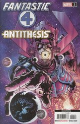 Marvel Comics's Fantastic Four: Antithesis Issue # 2 - 2nd print