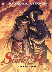 Charmz's The Scarlet Rose Hard Cover # 2