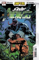 Marvel Comics's Empyre: Savage Avengers Issue # 1