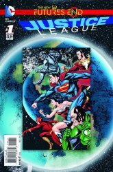 DC Comics's Justice League: Futures End Issue # 1