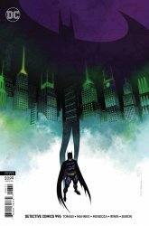 DC Comics's Detective Comics Issue # 996b