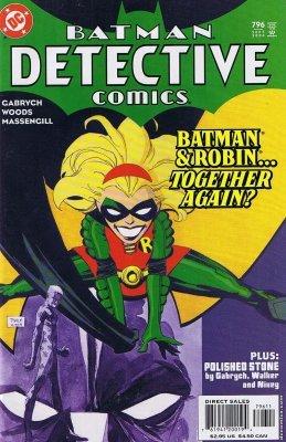 DC Comicss Detective Comics Issue 796