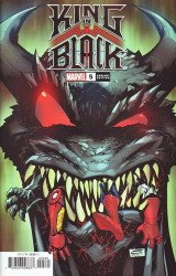 Marvel Comics's King in Black Issue # 5f