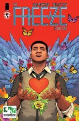 Top Cow's The Freeze Issue # 1b
