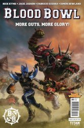 Titan Comics's Blood Bowl: More Guts, More Glory Issue # 2d