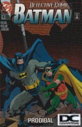 DC Comics's Detective Comics Issue # 681b