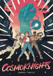 IDW Publishing's Cosmoknights TPB # 1