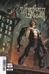 Marvel Comics's Venom Issue # 2 - 2nd print
