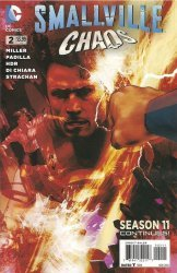 DC Comics's Smallville Season 11: Chaos Issue # 2