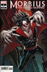 Marvel Comics's Morbius Issue # 1d