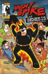 Studiocomix's The Night Spike: Genesis Issue # 00