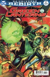 DC Comics's Green Lanterns Issue # 27b