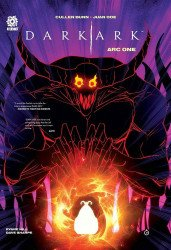 After-Shock Comics's Dark Ark Hard Cover # 1