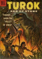 Dell Publishing Co.'s Turok, Son of Stone Issue # 11b