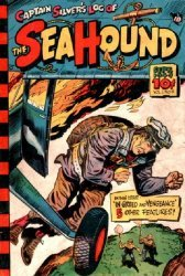 Capt. Silver Syndicate's The Sea Hound Issue # 4