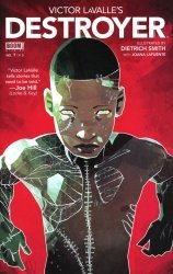 BOOM! Studios's Victor LaValle's Destroyer Issue # 1
