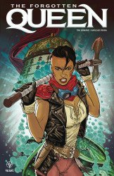 Valiant Entertainment's Forgotten Queen TPB # 1