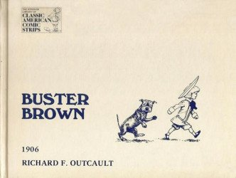 Hyperion Books's Buster Brown Hard Cover # 1