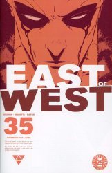 Image Comics's East of West Issue # 35